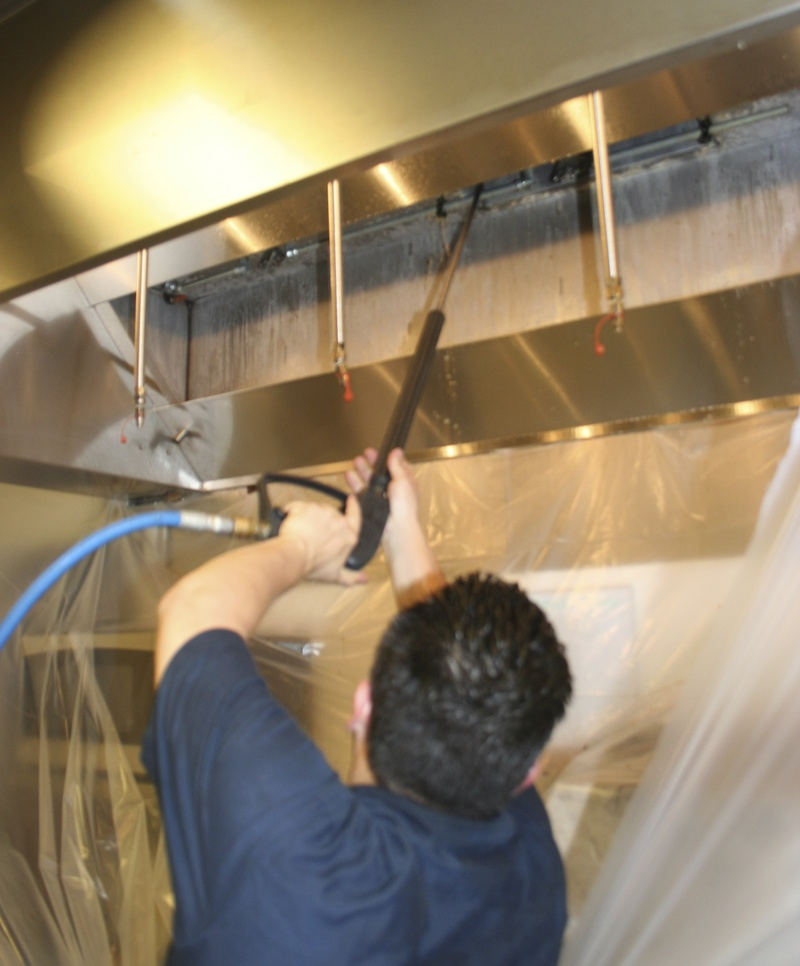 Hood Cleaning | RKR Contractors